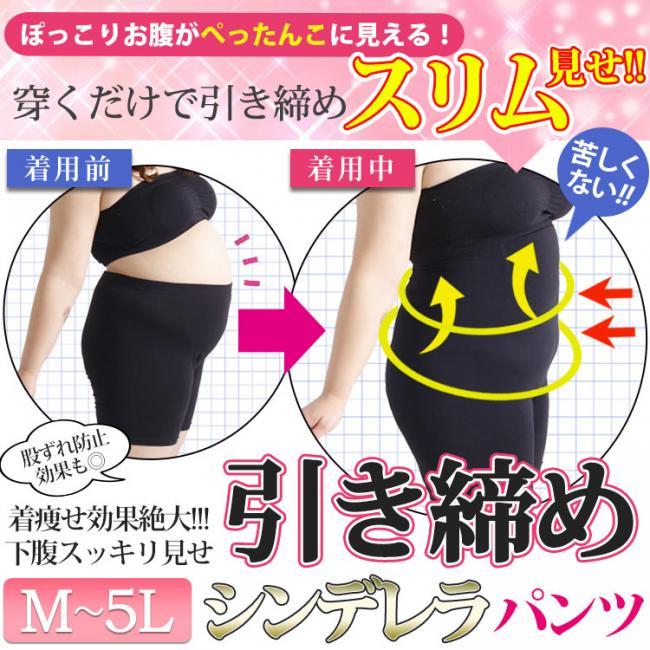 脂肪吸引パンツ